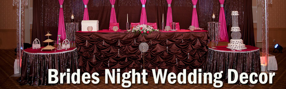 Wedding events decoration torontobrides night wedding decor wedding decoration ottawa junglespirit Images